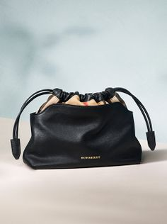 The Little Crush in super-soft leather with House Check detail from Burberry  for S 626d94e02c09c