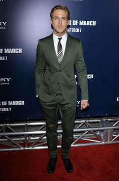 15 Times Ryan Gosling Showed You How To Dress