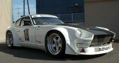 Spirit Garage Datsun 240Z