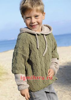 Ravelry: Spider Sweater Pattern By Daria - Diy Crafts - Marecipe Knitting Patterns Boys, Knitting For Kids, Crochet For Kids, Crochet Vest Pattern, Knit Crochet, Cute Kids Photos, Baby Pullover, Boys Sweaters, How To Purl Knit