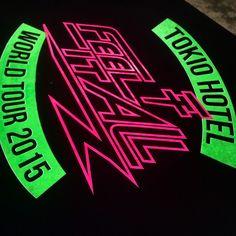 T Shirt Tokio Hotel