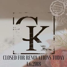 Citizen Kitchen is CLOSED for renovations TODAY 1.6.2018 during brunch/lunch hours. Please stay tuned for dinner hours. We apologize for any inconvenience.