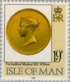 Sello: British Stamps (Isla de Man) (British Stamps) Mi:IM 433,Yt:IM 461,AFA:IM 423