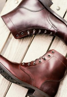 Shop the Burgundy President Boot at Thursday Boot Company. Free Shipping & Returns.