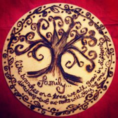 First attempt at pyrography - great tips for beginners at http://www.firestarterpyrography.com/