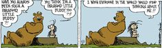 The Grizzwells Comic Strip, May 24, 2016     on GoComics.com