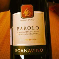 One of the best Barolo I've enjoyed recently.