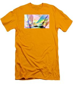Men's T-Shirt (Slim Fit) - Abstract 9502