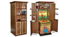 There's A Whac-a-Mole Game Hiding In This Run-of-the-Mill Cabinet | Gizmodo Australia