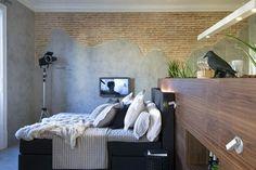 """Aparthotel """"Suite Bates Motel - Barcellona, Spagna - 2011 - Egue y Seta"""