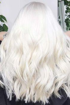Best Platinum Blonde Hair Colors ★ See more: http://lovehairstyles.com/shades-platinum-blonde-hair/
