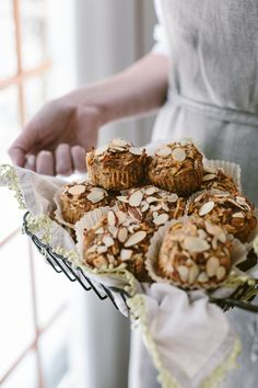 Parsnip Morning Glory Bran Muffins - Foolproof Living