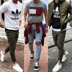 Men's fashion at 20 years old : What you don't know. men's fashion style tips for years guys Casual Wear, Casual Outfits, Men Casual, Urban Fashion, Mens Fashion, Fashion Trends, Dope Fashion, Fashion Black, Fashion Fashion