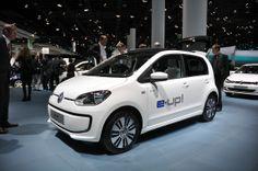Volkswagen op het Autosalon Brussel 2014
