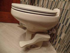 Camper Bathroom, Workshop Storage, Coaster, Beds, Interiors, Mobile Home Bathrooms, Decoration Home, Bedding, Decor
