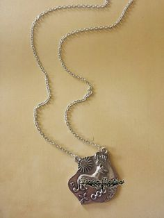 Hey, I found this really awesome Etsy listing at https://www.etsy.com/listing/204122811/allison-argent-wolf-family-necklace