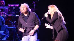 HD Barry Gibb (w. Beth Cohen) - Guilty (live from the Jones Beach Amphitheater) - May 23 2014