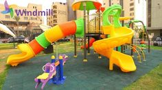 Benefit from 50% off Playground Access with Popcorn at Windmill for only $5 instead of $10! #Beirut #Playground