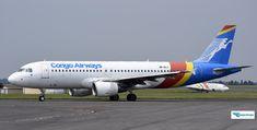 Congo Airways Airbus A320-200 (9S-ALU)
