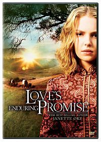 "Love's Enduring Promise is a 2004 Christian Drama made for TV movie based on a series of books by Janette Oke. The film is the second in the ""Love Comes Softly"" series."