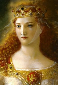 Eleanor of Aquitaine my 23rd grandmither
