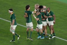 South Africa Crushes England in Rugby World Cup Final Rugby World Cup 2019 (Rugby) South Africa Rugby, World Cup Final, Rugby World Cup, Latest World News, Cycling Shorts, Usa News, One Team, World Championship, Ny Times