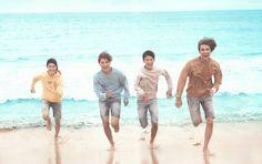 EXO Fiji Photobook Dear Happiness (suho, kai, chen, sehun)