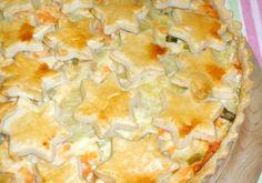 Se avete in frigo patate giá lessate in attesa di utilizzo, non c'é occasione migliore per cucinarle facendo una bella torta salata con salm... Bella, Buffet, Pie, Desserts, Food, Torte, Cake, Meal, Buffets