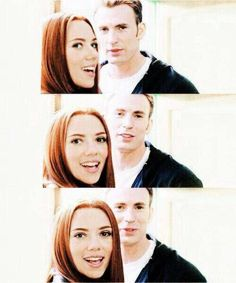 Natasha & Steve