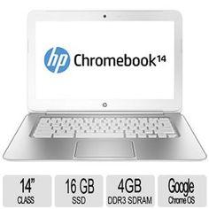 HP F7W50UA#ABA Chromebook PC