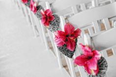 versiering stoel bruiloft - Google zoeken