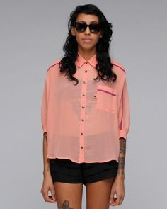 Cheap Monday Daria Blouse 16
