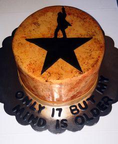 Hamilton Cake story
