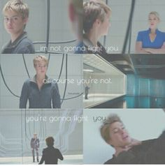 You should of killed her tris