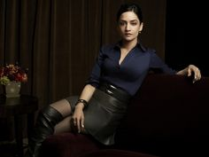The Good Wife: Watching Archie Panjabi as Kalinda every week is a guilty pleasure!  She has THE BEST ROLE on TV right now.  Maybe ever!