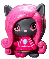 Candy Catty. Series 2, Available in a gift set.