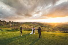 Un elopement in Toscana: Katie e Dallas