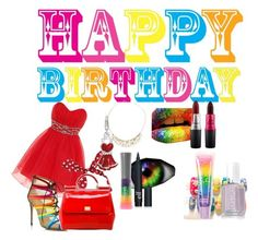 """Happy b-day Pollyvore!!!! :D"" by rosiekitten ❤ liked on Polyvore featuring interior, interiors, interior design, home, home decor, interior decorating, Dorothy Perkins, Salvatore Ferragamo, Dolce&Gabbana and BillyTheTree"