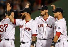 Red Sox Clinch Playoff Berth   Robert Littal Presents BlackSportsOnline