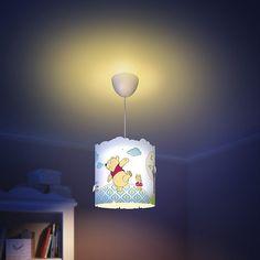 Philips Disney Lampa Wisząca Winnie The Pooh 71751/34/16 : Oświetlenie dziecięce : Sklep internetowy Elektromag