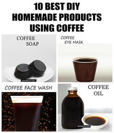DIY EYE CREAM  FOR DARK CIRCLES – Coffee is naturally full of antioxidants and caffeine...