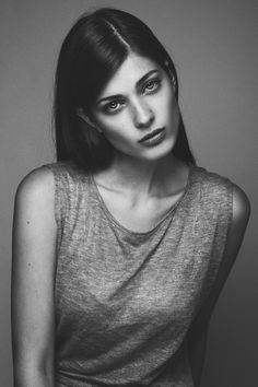 Larissa Hoffman #fashion #models