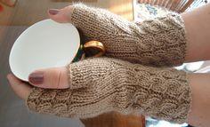 crochet lace fingerless gloves - Google Search