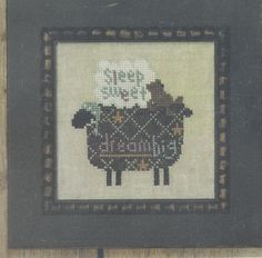 "Bent Creek The Black Sheep Complete Kit ""Sleep Sweet Dreaam Big"" | eBay"
