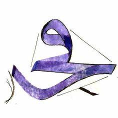 قواعد و تمارين الخط ثلث Arabic Calligraphy Art, Calligraphy Handwriting, Caligraphy, Political Satire, Allah, Hand Lettering, Fonts, Pattern, Inspiration