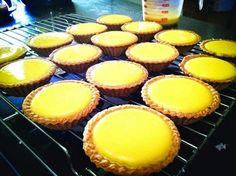 Baking's Corner: Egg Tart - By Tio...