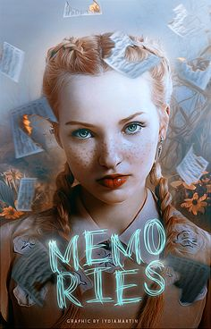 """I've been meaning to make a new cover for my meet my oc's book """"Memories"""", and I finally got around to it yesterday. Wattpad Cover Template, Wattpad Book Covers, Night Film, Teen Movies, Good Movies To Watch, Applis Photo, Fantasy Movies, Film Serie, Book Cover Design"""