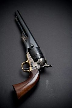 Colt 1860 armyLoading that magazine is a pain! Get your Magazine speedloader today! http://www.amazon.com/shops/raeind