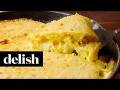 Best Cheese Stuffed Cornbread Recipe - Delish.com