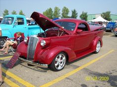 37 chevy - Continued!